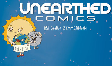 Meet Your Creator Unearthed Comics Sara Zimmerman