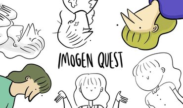 Imogen Quest Meet Your Creator Olivia Walch Interview
