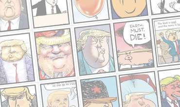 Trump Cartoonists