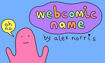 New Comic Alert Webcomic Name