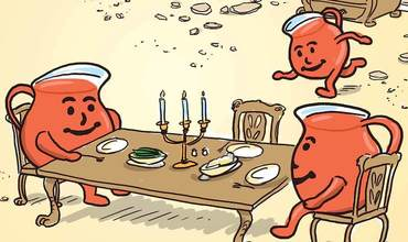 Kool-Aid Day Comics