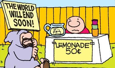 Lemonade Comics