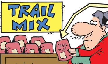 Trail Mix Comics