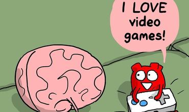 Video Games Day Comics