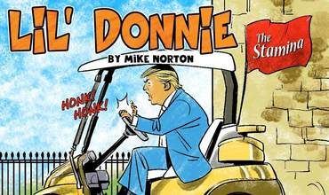 Meet Your Creator Mike Norton Lil Donnie