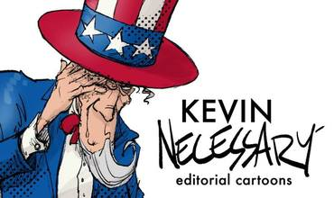 Kevin Necessary Editorial Cartoons New Comic Alert