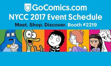 GoComics New York Comic Con 2017