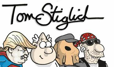 Tom Stiglich New Comic Alert