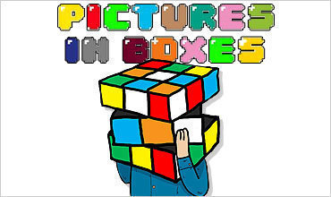 Meet Your Creator: Pictures in Boxes