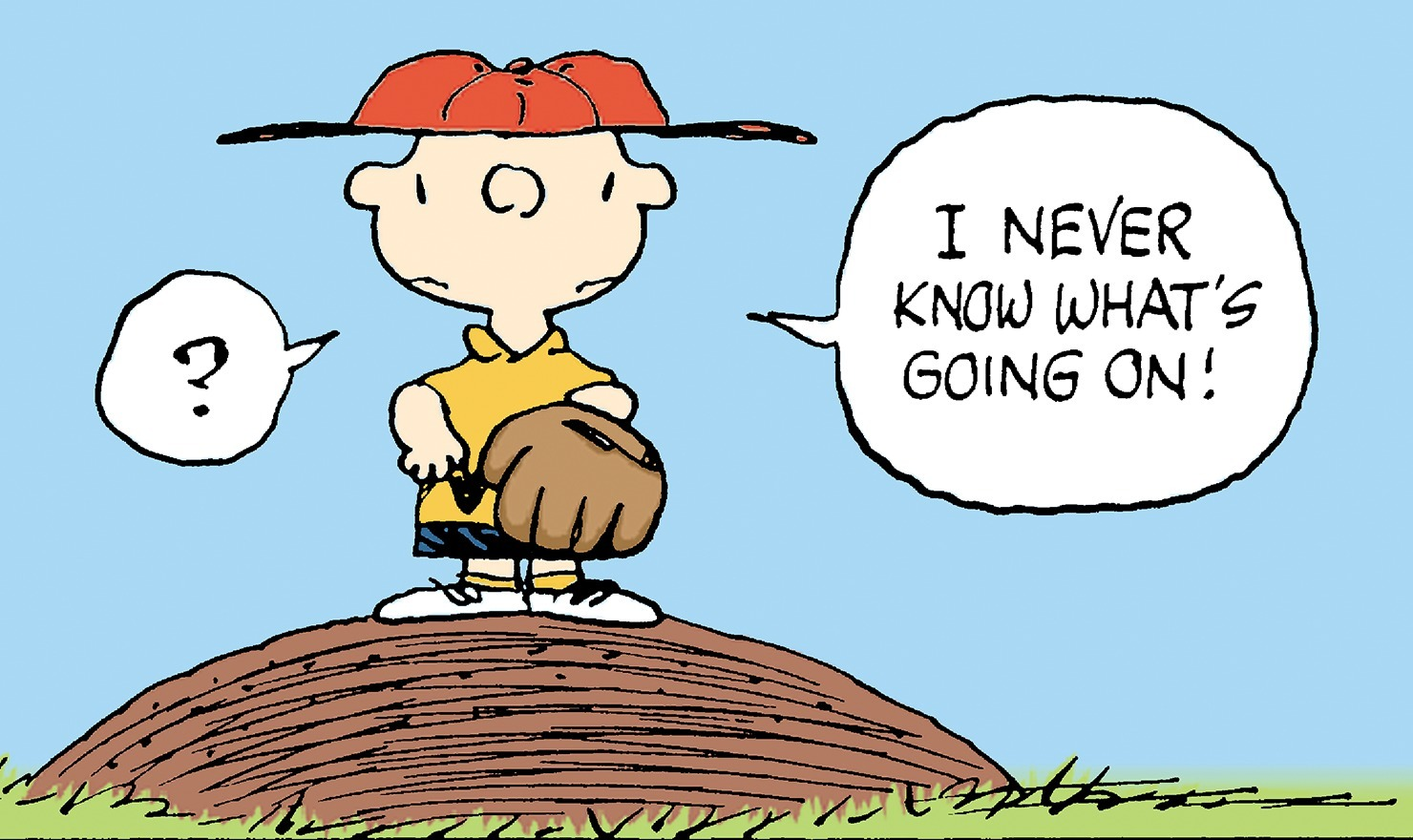 Peanuts: At the Ballpark