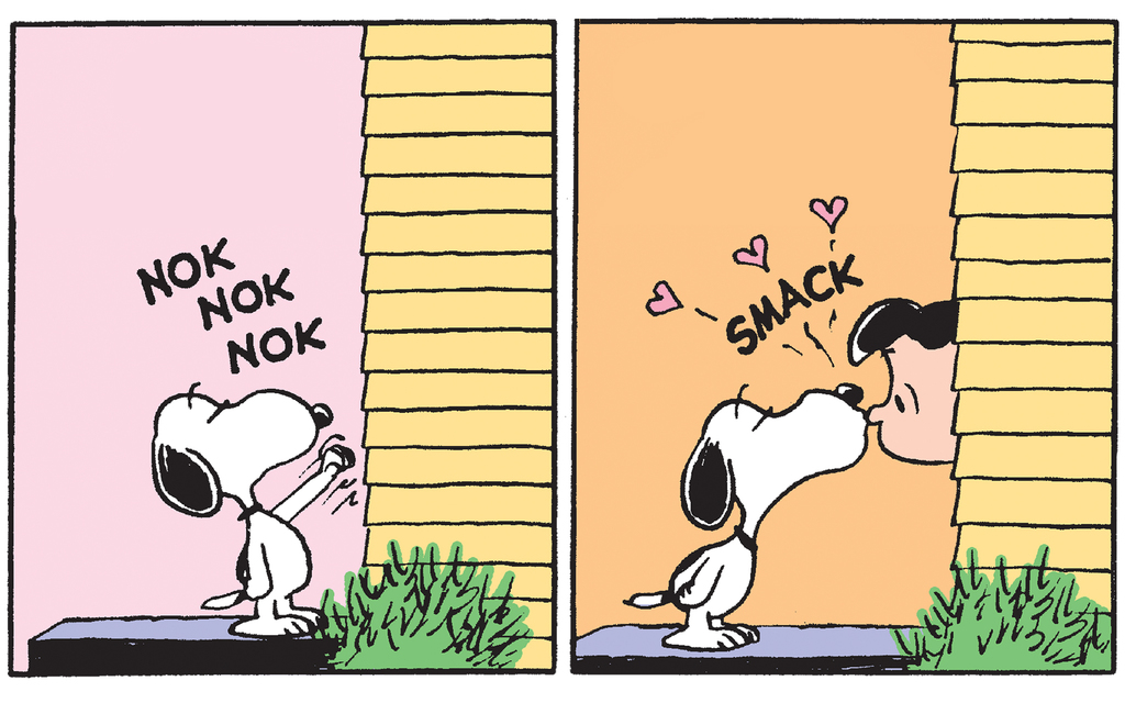 The Peanuts Gang Talks About Love