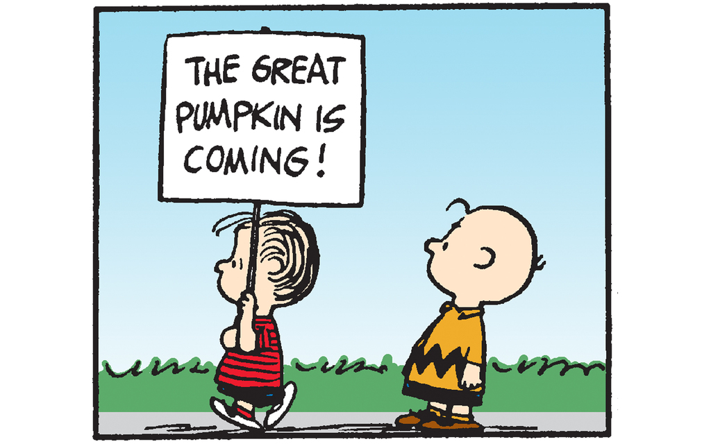 Peanuts: The Great Pumpkin