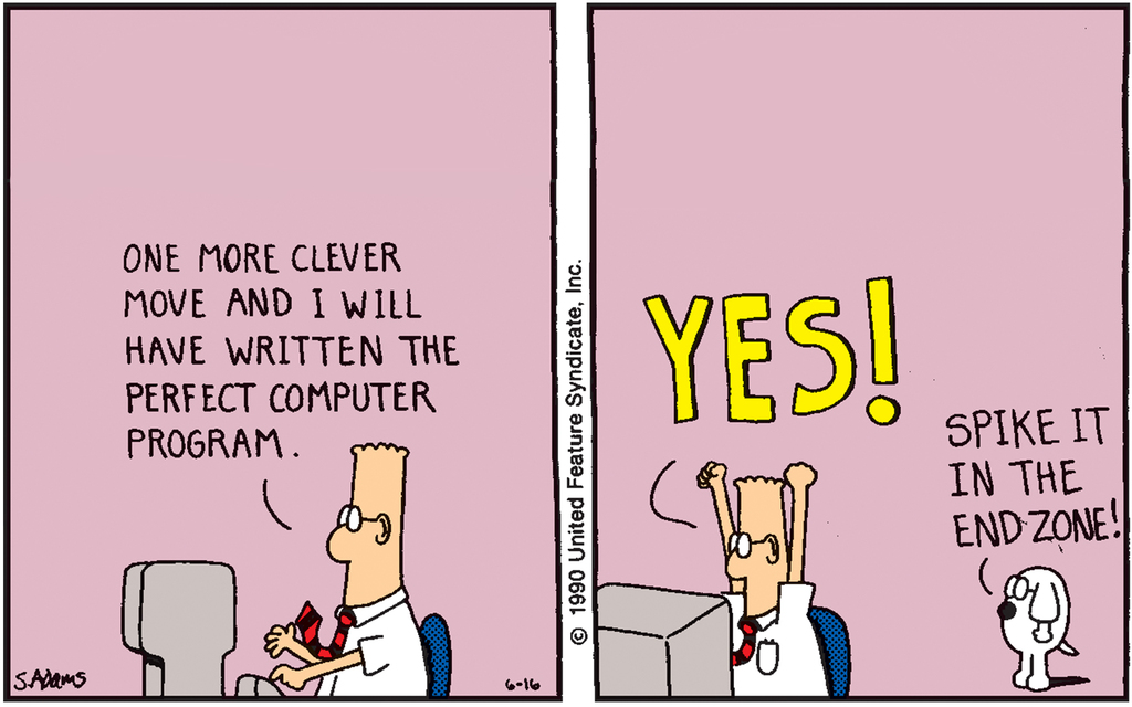 Dilbert: Inventions