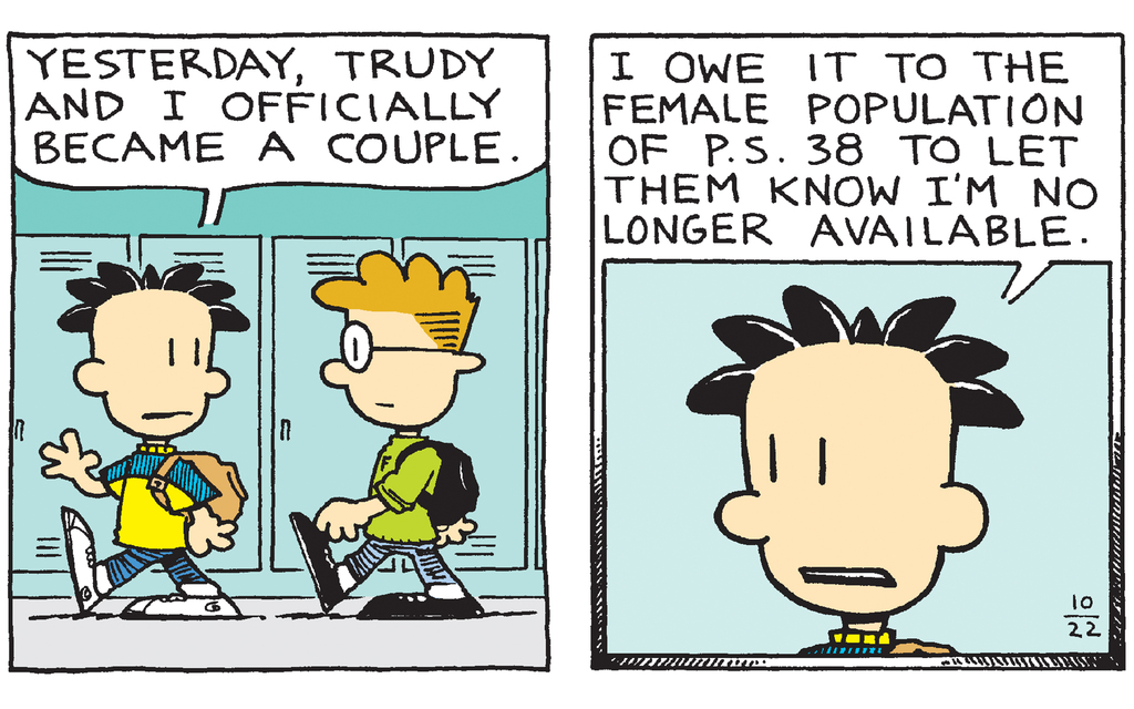 Big Nate: School Crushes