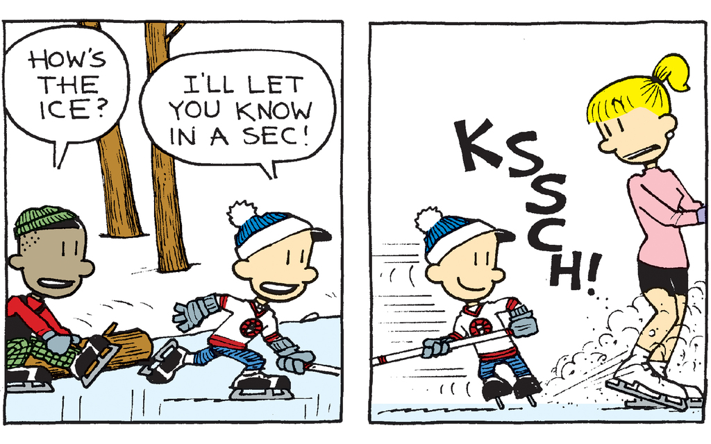 Big Nate: On the Ice