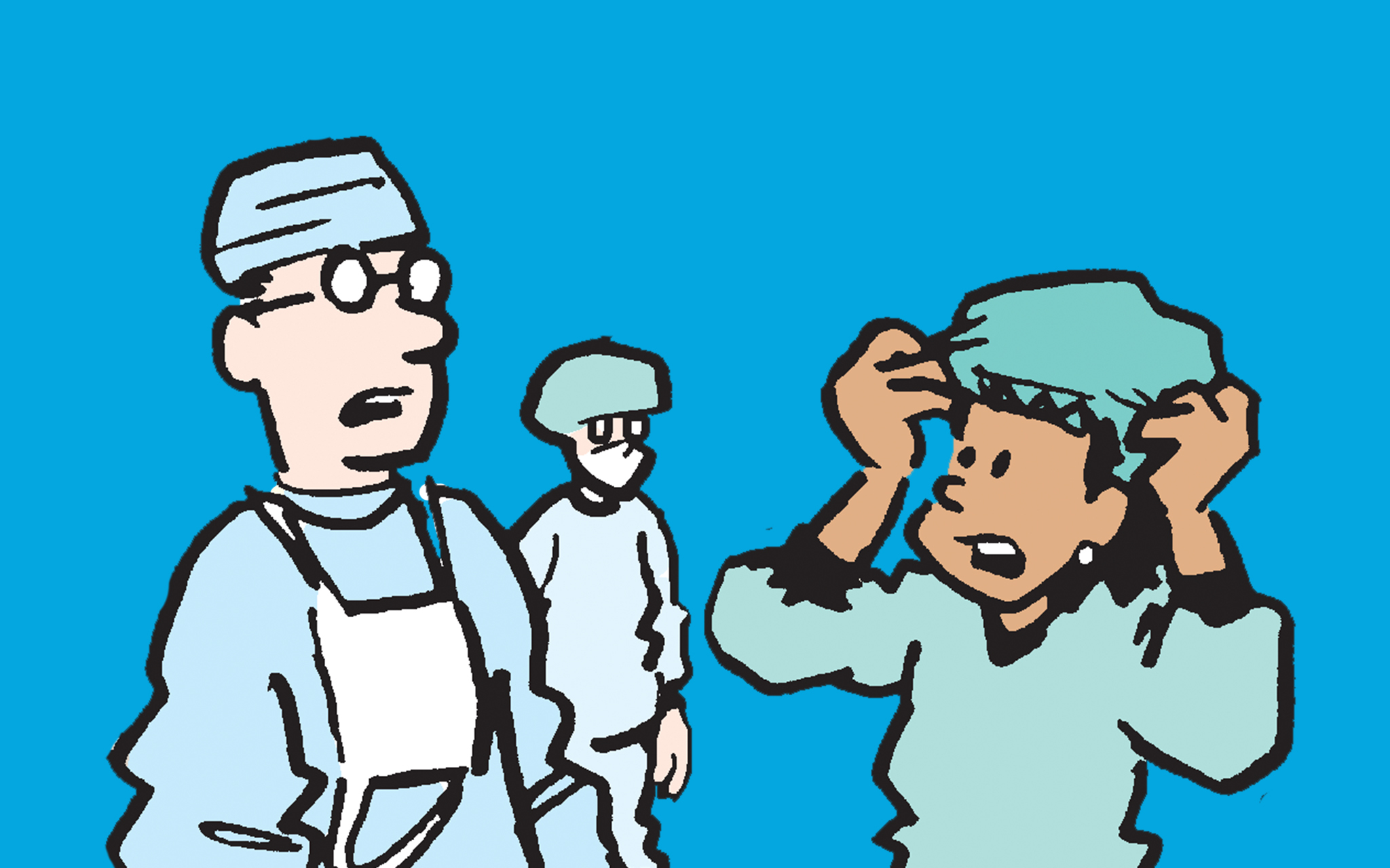 An Ode To Nurses: 13 Comics to Honor the Ones That Care