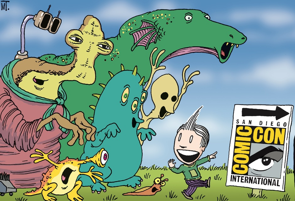 Our Favorite Comics for Comic-Con