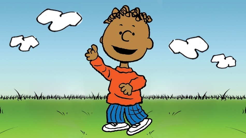Franklin of 'Peanuts' Turns 50
