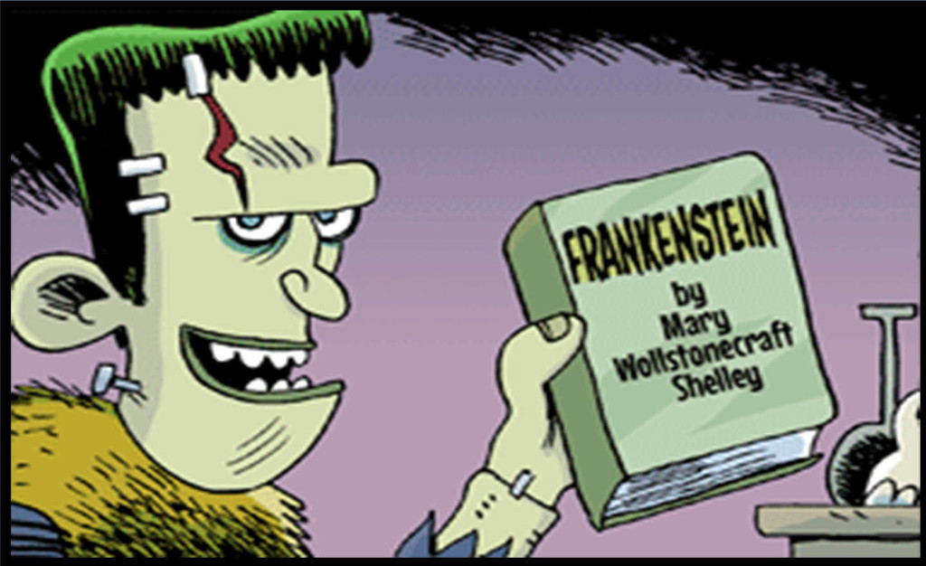 Happy Birthday, Frankenstein!