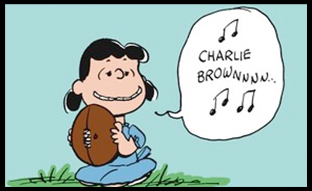 Kick Off Fall with Some Classic 'Peanuts' Angst!