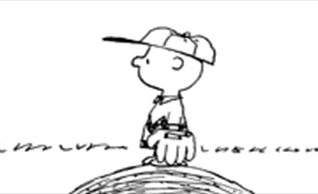 It's the World Series, Charlie Brown!