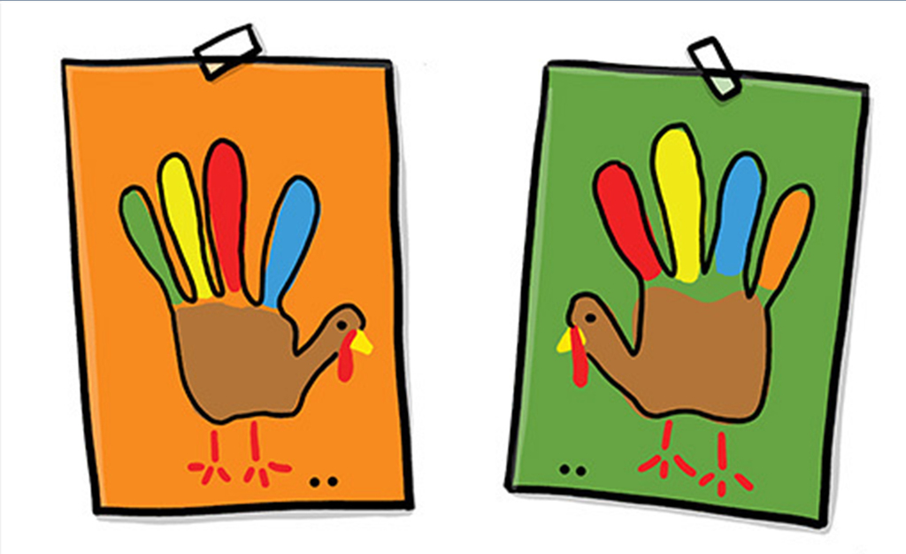 Tired of Hand-Turkeys? Take a Break with These Thanksgiving Comics!
