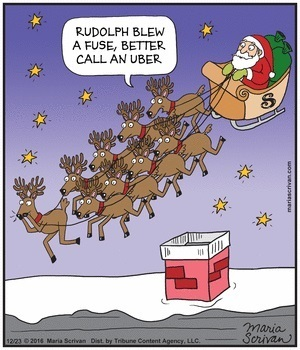 Half Full's Reindeer Games