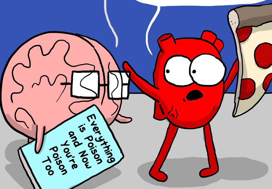 The Heart Wants What it Wants: 'Awkward Yeti' Edition