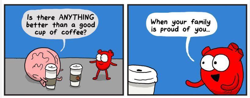 The Awkward Yeti's Ode To Coffee