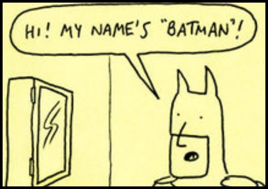 'No Bad Ideas in Brainstorming,' Batman-Style