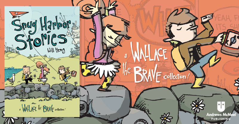 'Snug Harbor Stories: A Wallace The Brave Collection' Book Preview