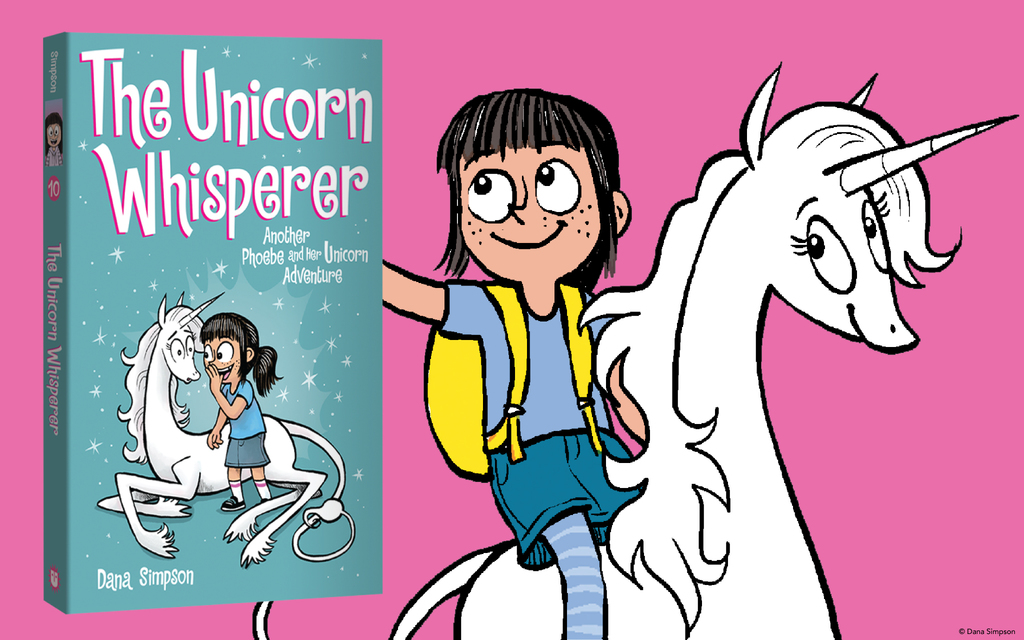 Preview 'The Unicorn Whisperer: Another Phoebe and Her Unicorn Adventure'