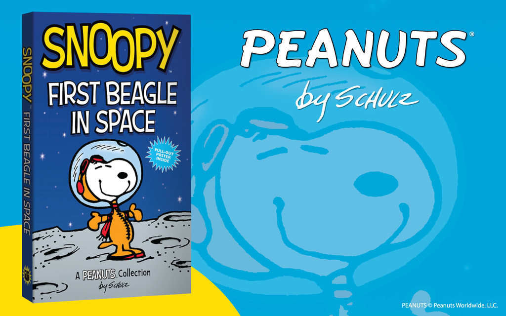 7 Comics from 'Snoopy: First Beagle in Space'