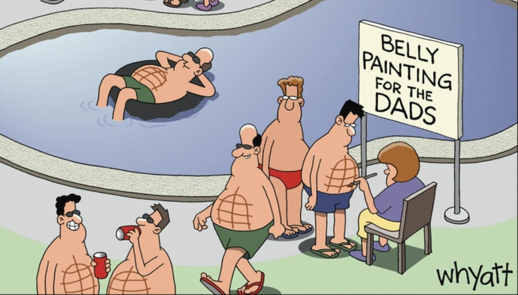 12 Funnies for Father's Day