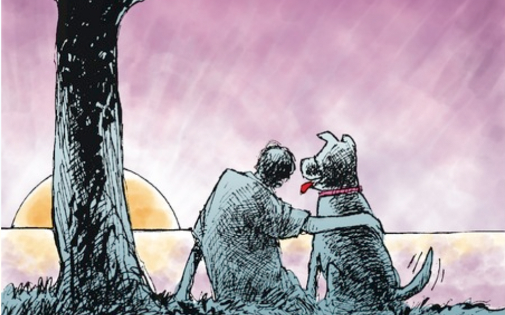 Dog Days of Summer: 12 Comics for National Dog Day