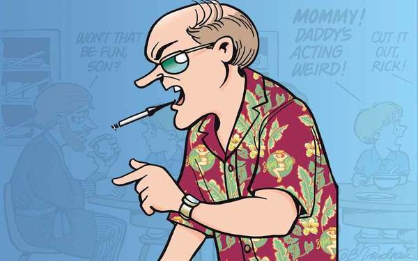50 Years of Doonesbury