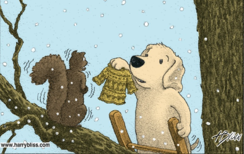 9 Wonderfully Wintry Comics