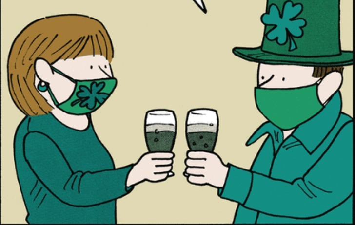 The Luck of the Irish: 11 St Patrick's Day Comics
