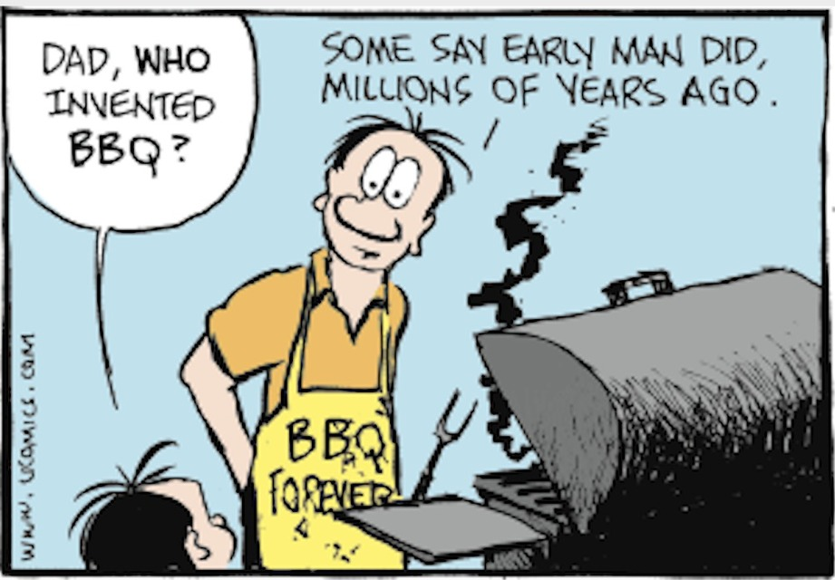 Get Inspired to Grill: 7 Barbecue-Themed Comics