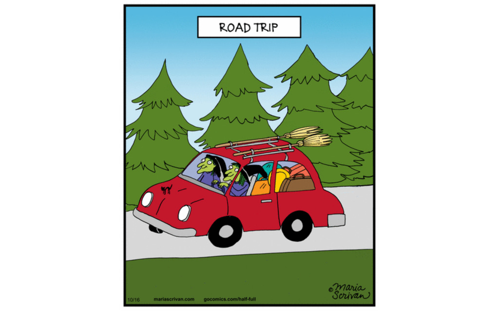 Hit the Road With These 8 Comics