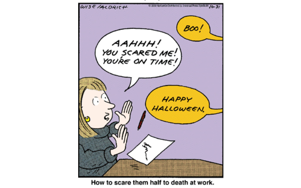 Beware! 10 Halloween Comics Turn Screams Into Laughs