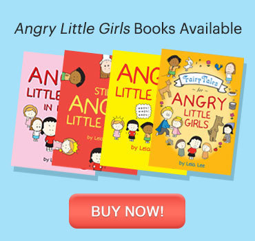 Angry Little Girls Books