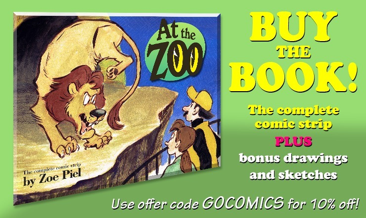 BUY THE BOOK! Get 10% off with offer code 'GOCOMICS'