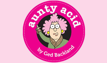 Visit the Official Aunty Acid Site!