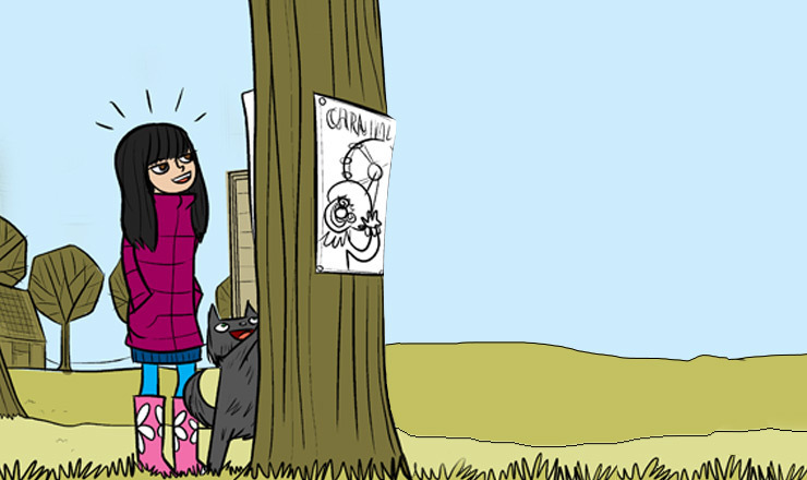 Read Bad Machinery from the beginning!