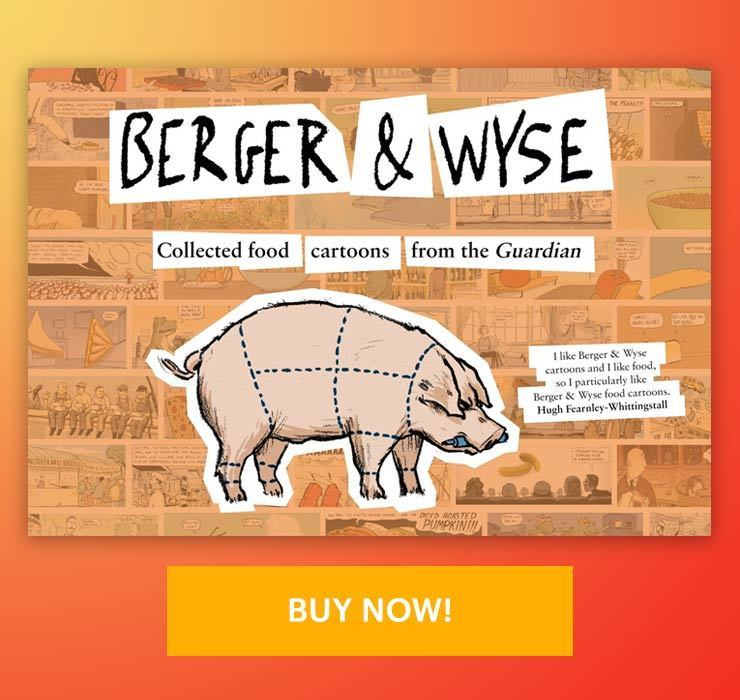 Berger & Wyse A La Carte Book