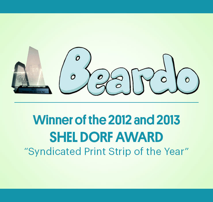 Beardo Shel Dorf award