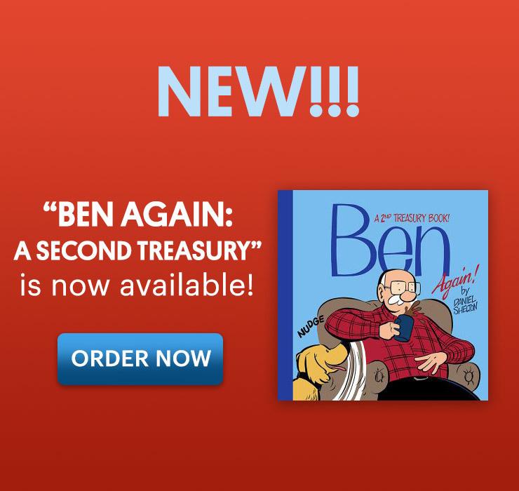 Ben Book - Ben Again