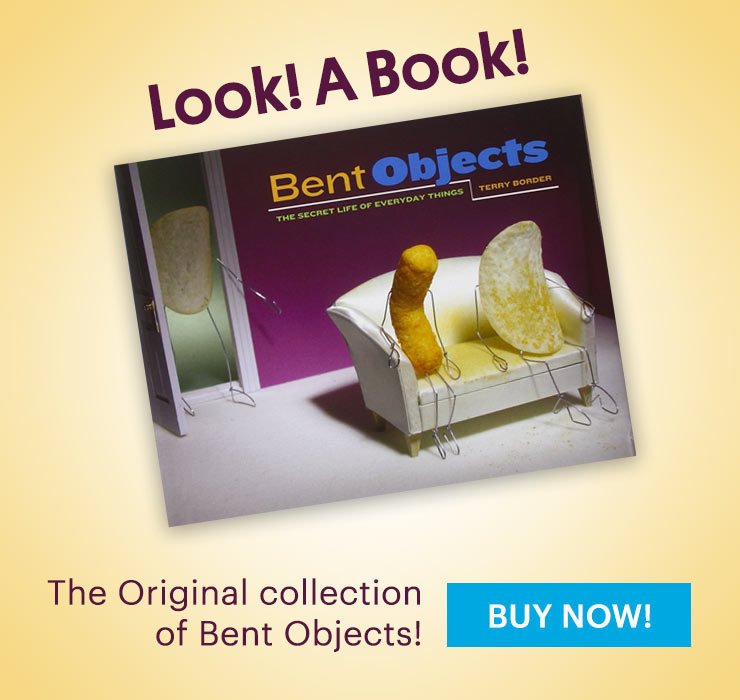 Bent Objects Book