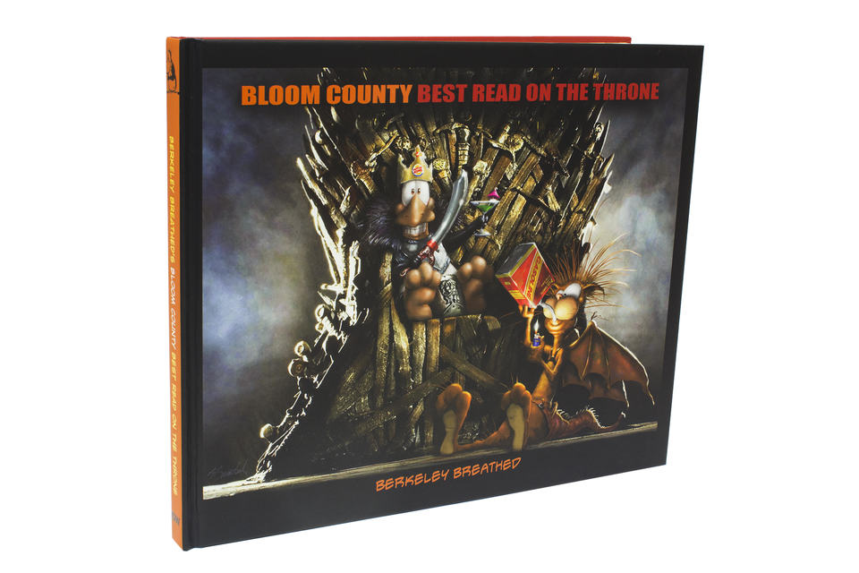 The Latest Bloom County Collection